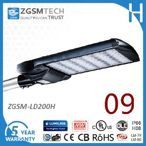 Driveway Light 200W for Street Light and Road Lamp for Public Lighting pictures & photos