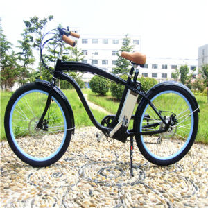 Adult Beach Cruiser Electric Bicycle pictures & photos