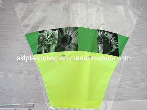 High Transparency OPP or CPP Flower Sleeves with Airholes pictures & photos