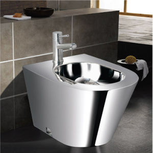 Wall Mounted Stainless Steel Bidet (5126) pictures & photos