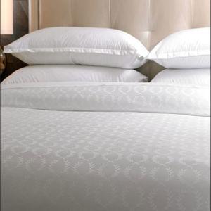 Fancy Jacquard Cotton Bed Sheet Sets (DPFB8034) pictures & photos