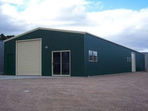 ISO Verified: Steel Building Workshop (LTW138) pictures & photos