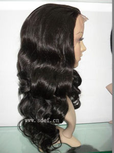 Lace Front Wig (Rose)