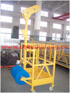 Construction Cradle (ZLP100/250/500/630/800) with Platform Length 1-6m pictures & photos