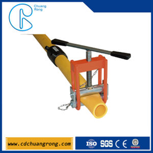 Poly PVC Pipe Cutting Squeezer pictures & photos