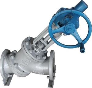 Wcb Manual Operating Y-Type Slurry Valves Specially for The Alumina Industry pictures & photos