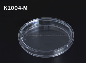 CE and FDA Certificated 90*15mm Petri Dish for Machine Use pictures & photos