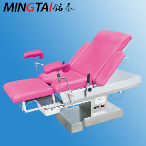 Electric Multi Function Gynecology Operation Table with CE & ISO pictures & photos