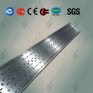 Russia Perforated Cable Tray with GOST/CE/ISO/TUV pictures & photos