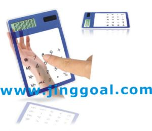 Transparent Calculator (JC520) pictures & photos