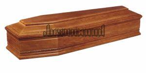 Wood Coffin (JS-IT 012)