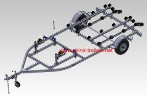 Jet Ski Trailer Tr0511c---Without Walk Way pictures & photos