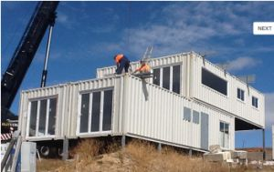 Knock Down Container House pictures & photos