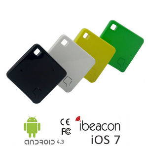 Bluetooth 4.0 BLE Android Advertising Beacon Sensor
