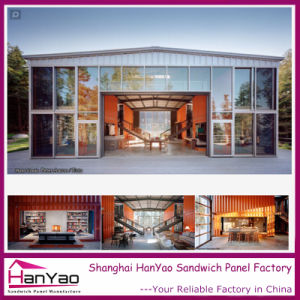 Luxury Steel Structure House Conatiners with Cost Price pictures & photos