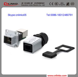 RJ45 Metal Connector pictures & photos