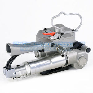 Pneumatic Plastic Strap Packing Tool pictures & photos