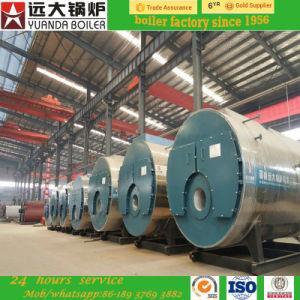 2ton 4ton 6ton 8ton 10ton Industrial Fire Tube Oil Gas Dual Fuel Steam Boiler pictures & photos
