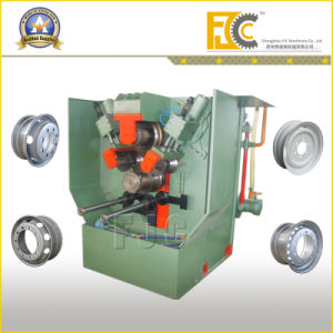 """Car Tubeless Wheels Rollforming Machine for 17.5""""-24.5"""" Wheel Rim pictures & photos"""