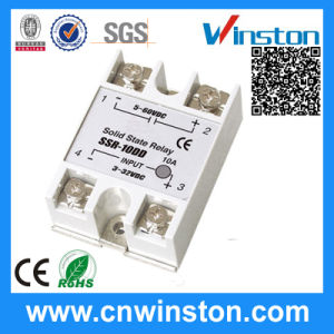 Single Phase Solid State Relay with CE pictures & photos