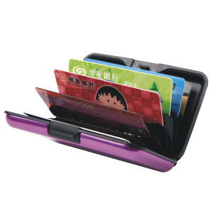 Aluminium Credit Card Holder/Credit Card Wallet pictures & photos