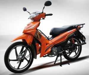 110cc New Cub Motorbike (JL110-6V) pictures & photos