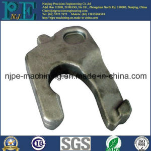 ISO9001 High Quality Iron Alloy CNC Machined Forged Parts pictures & photos