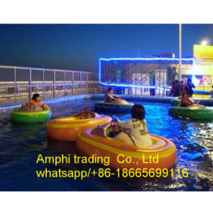 Inflatable Boat /Water Pool Handle Paddle Boat for Kids pictures & photos