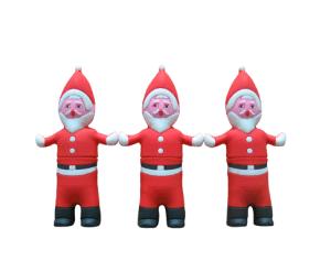 PVC USB Drives Santa Claus Shape USB Flash Drive (MK 473) pictures & photos