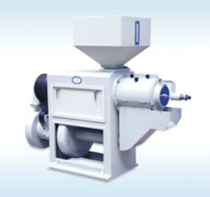 Emery Roll Whitener 01 Mnms-01-14 Rice Mill Machine