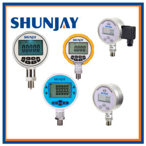 Digital Pressure Gauge with High Accuracy pictures & photos