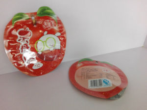 Special Shaped Food Plastic Bag pictures & photos