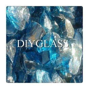 Cobalt Blue Glass Cullet pictures & photos