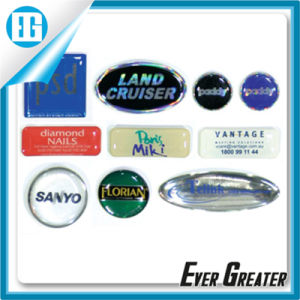 Custom UV Resistant 3D Domes Label Stickers pictures & photos