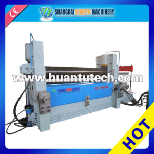 W11s CNC Hydraulic Steel Plate Rolling Machine pictures & photos