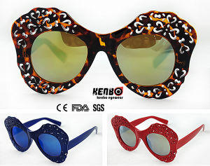 New Coming Fashion Sunglasses for Accessory, CE FDA Kp50729 pictures & photos