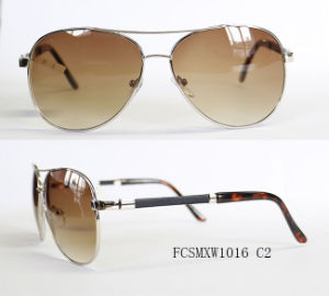 New Arrival Premium Plating Pilot Metal Sunglasses pictures & photos
