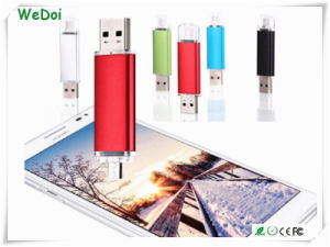 Smart OTG USB Flash Drive with 1 Year Warranty (WY-pH01) pictures & photos