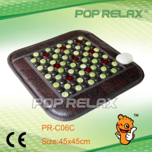Bio Photon Tourmaline Jade Mix Seat Mat Far Infrared Heating Pr-C06 Mix