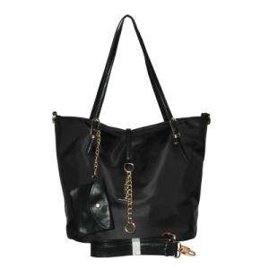 Nylon Fabric Simple Design Shoulder Bag (FH296)