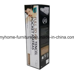 Chinese Manufacturer Simple Design Spring Mattress Bedroom Furniture Price pictures & photos
