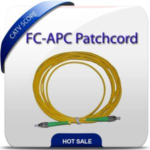 High Quality FC/APC Connector Fiber Patch Cord