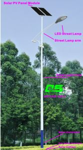 WPSRR-8903 3~15m Municipal Road Hot DIP Galvanized Steet Light Pole style pictures & photos