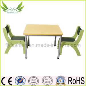 Hot Sale Colorful Kids Table and Chairs (SF-11C) pictures & photos