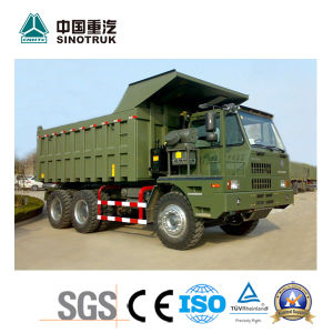 China Best HOWO King Mining Dumper Truck of 70ton
