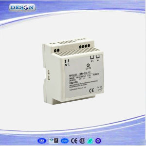 30W Single Output DIN Rail Switched Mode Power Supply pictures & photos