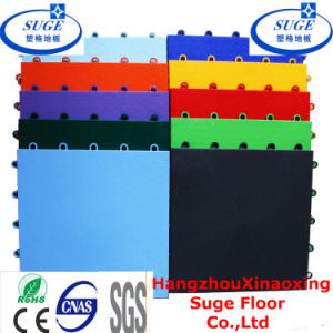 Environment Friendly Futsal Flooring Easy to Install Soccer Field pictures & photos