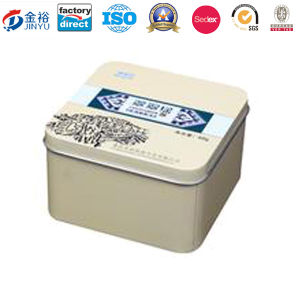 Metal Soap Packaging Box with Inner Tray pictures & photos