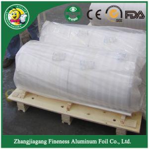 Aluminum Foil Jumbo Roll 8011 pictures & photos