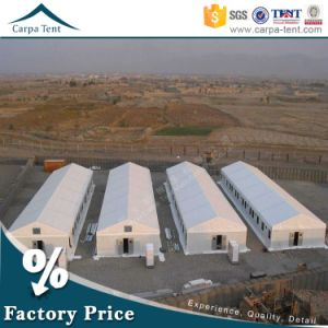 25X40m Solid ABS Wall Temporary Flame Resistant Warehouse Tent for Storage pictures & photos